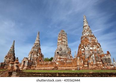 thailand - Ayutthaya ancient city