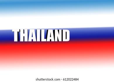 Thailand background