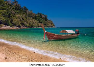 Thailand boat.