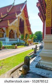 Thailand Golden pagoda