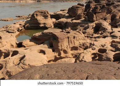 thailand grand canyon:sampanboke