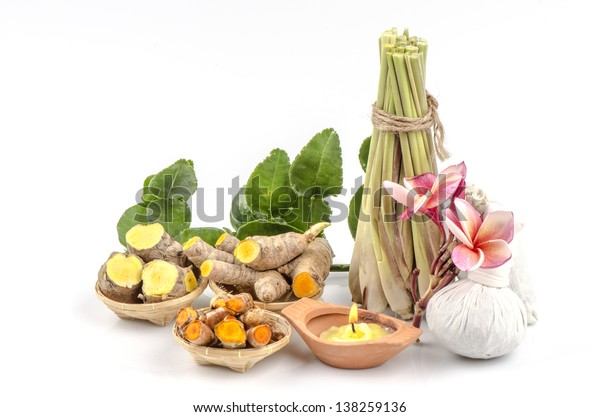 Thailand Herbs for skin. Healthy skin.