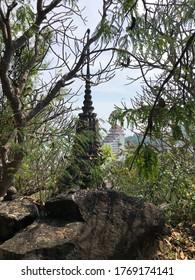 Thailand hua hin Tempel Skyline