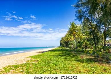 Thailand, Khao Lak, Khuk Khak Beach