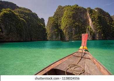 Thailand Longtail Boat Bay Cruise
