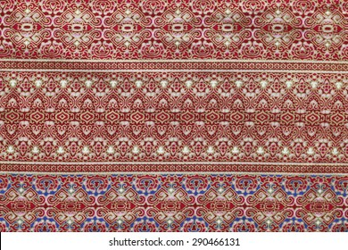Thailand is made of hand-woven cotton fabric. Are most commonly used in the Northeast of Thailand.