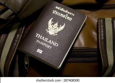 Thailand passport To travel abroad