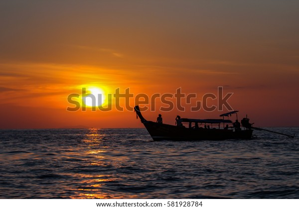 Thailand - Phuket Sunset.