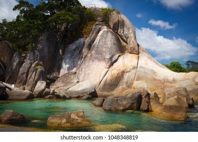 Thailand samui landscape