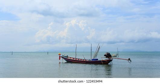 Thailand seascape,Samui island