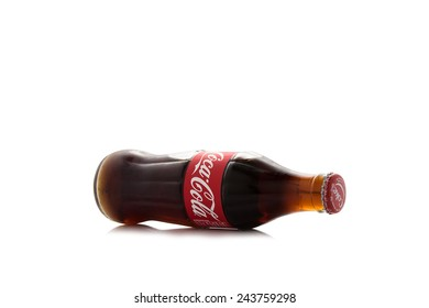 Coca Cola Bottle Images, Stock Photos & Vectors | Shutterstock
