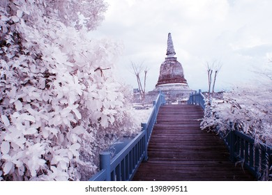 Thailand, taken in Near Infrared