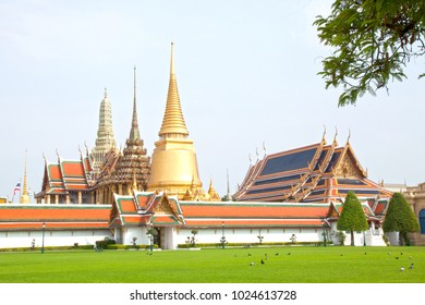 thailand  temples and palaces