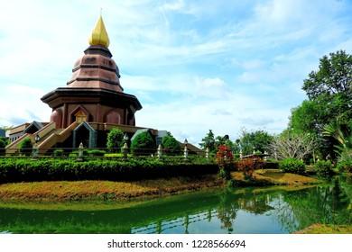 Thailand Trat temple