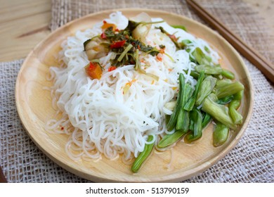 Thailand vermicelli dishes authentic to the original formula.