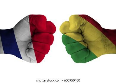 THAILAND vs CONGO R.