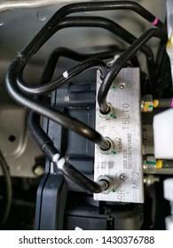 Imágenes, fotos de stock y vectores sobre Abs Control in Car