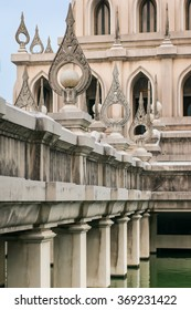 Thailand's ancient bridge castle