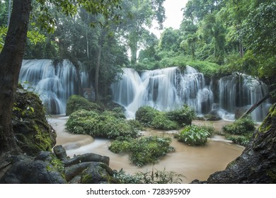 Thailand's waterfall