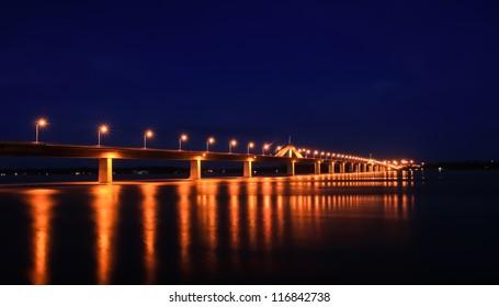 Thai-Lao friendship bridge, Thailand