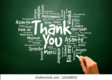 Thank You In Arabic Calligraphy Stock Photos Images Photography
