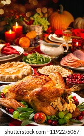 Thanksgiving Dinner Images Stock Photos Vectors Shutterstock