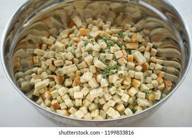 Thanksgiving Stuffing Ingredients