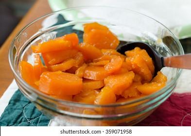 Thanksgiving Sweet Potatoes