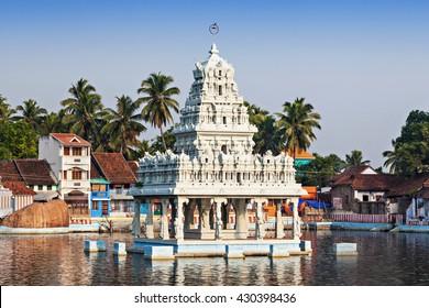 Thanumalayan Temple Suchindram, Kanyakumari, Tamil Nadu, India