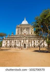 Thatbyinnyu Paya (or Phaya), Bagan, Myanmar
