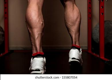 That's How You Train Legs Calves