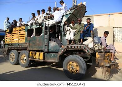 Pakistan Truck Images, Stock Photos & Vectors | Shutterstock