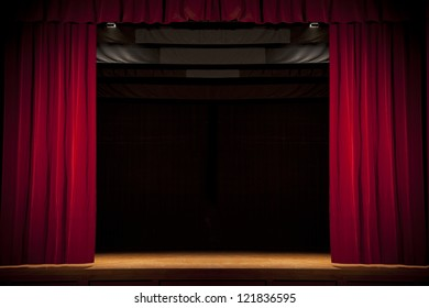 Theater stage 1