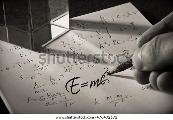 Theory of relativity by Albert Einsteins