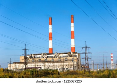 Thermal condensing power plant