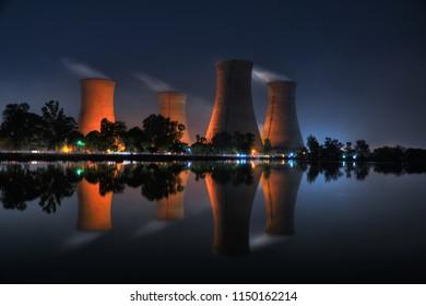 Thermal power plant, Bathinda, Punjab