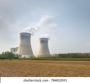 thermal power plant in shandong, coal-fired power plants are one of the main sources of industrial pollution