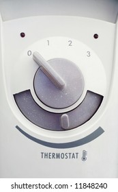 thermostat of the electric oil heater
