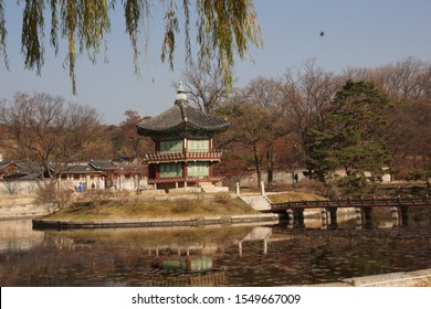 These are the ancient palaces of Korea.