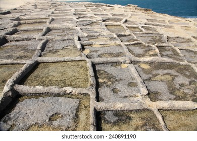 These ancient salt pans still provide salt by evaporating the sea water, and can be found all along the Maltese coastline