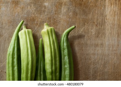 These are home grown, organic Okra which is a flowering plant in the mallow family. It is a Southern dish that is a favorite as fried or used as an ingredient in gumbo. Also know as finger ladies.
