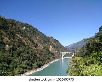 These photos taken from Kalimpong, Rishop, India. All the places are natural heaven of flora and fauna, Mt. Kanchenjunga and beautiful Teesta River.