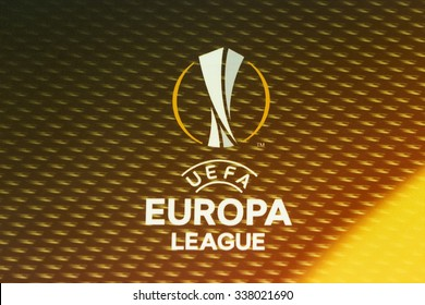 uefa europa league logo images stock photos vectors shutterstock https www shutterstock com image photo thessaloniki greece oct 1 2015uefa europa 338021690