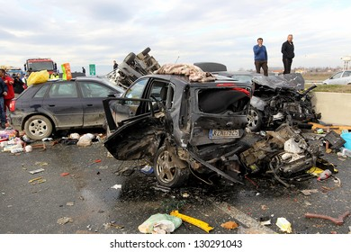 Car Accident Front View Images, Stock Photos & Vectors | Shutterstock