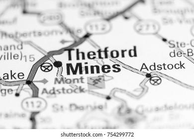 Thetford Mines Images Stock Photos Vectors Shutterstock