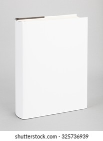 Thick Blank book with white cover