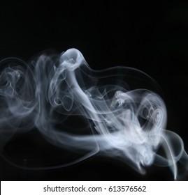 Thick smoke texture/background. This photo was taken in Brisbane, Australia.