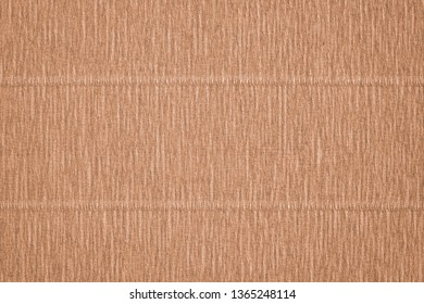 thick, soft and strong Italian crepe paper - sepia background with crinkled texture