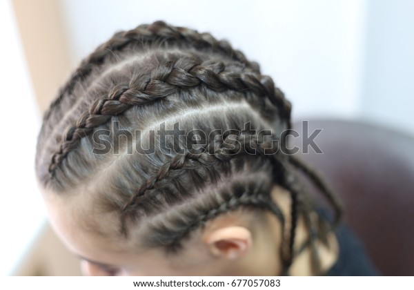 Cool Thick Tresses Boxing Braids On Head Stock Photo Edit Now 677057083 Schematic Wiring Diagrams Amerangerunnerswayorg