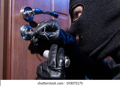 thief with a passkey